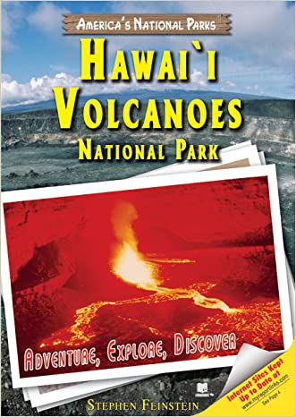 Hawai'i Volcanoes National Park: Adventure, Explore, Discover (America's National Parks) written by Stephen Feinstein