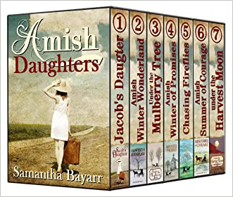 Amish Daughters (Amish Christian Romance): Jacob's Daughter Collection: 7 Books (Jacob's Daughter Series Book 8)