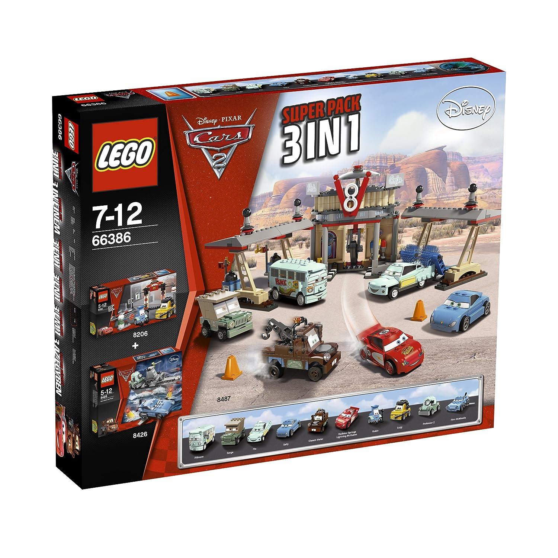 LEGO Cars valuepack 3-in-1 66386 günstig bestellen