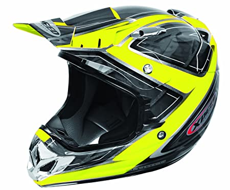 Xpeed 50061903 Casque XF 904 Blade MC3 taille S (Noir/jaune)