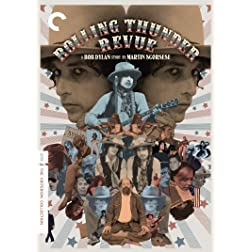 Rolling Thunder Revue: A Bob Dylan Story by Martin Scorsese (The Criterion Collection)