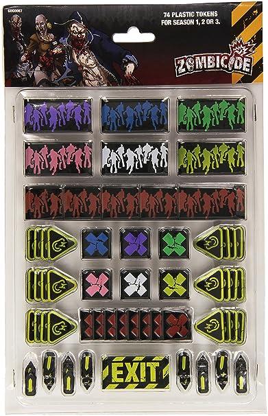 Zombicide plastique Token Pack - Accessoires