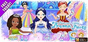 Princess Libby: Frozen Party by LiBii