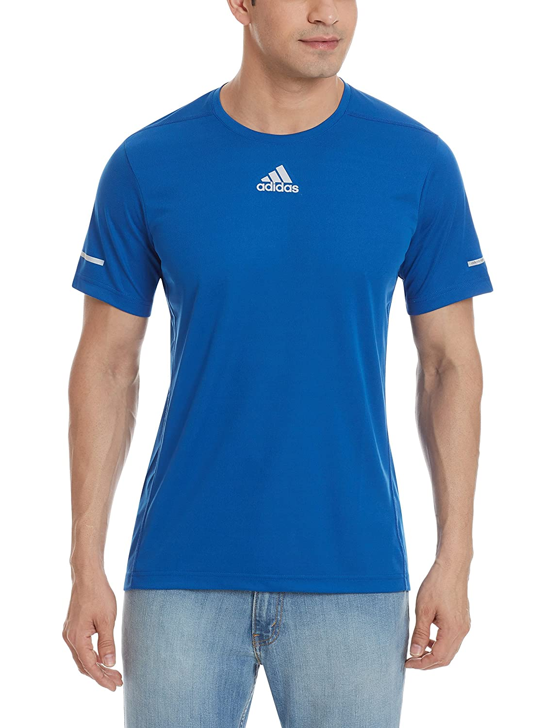 Minimum 40% Off On Addidas Men's Acessories By Amazon | adidas Men's TShirt @ Rs.687