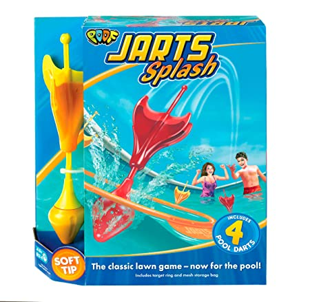 POOF Jarts Splash