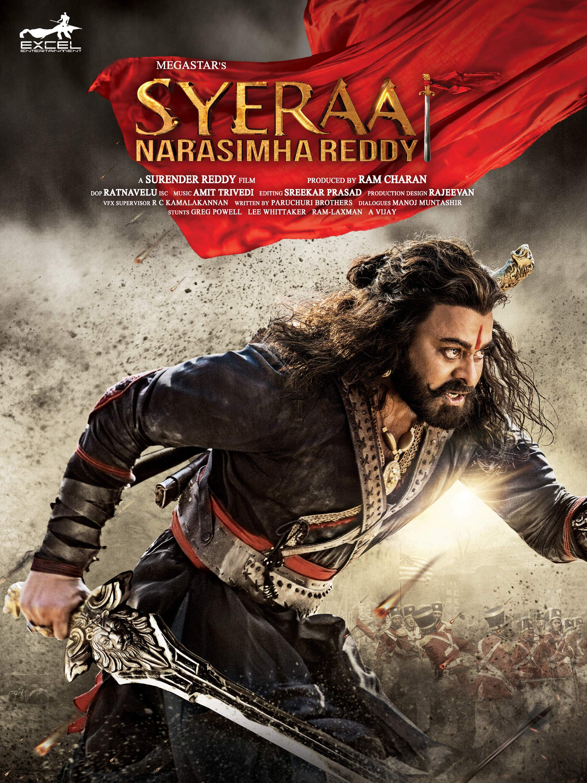 Sye Raa Narasimha Reddy (Hindi)