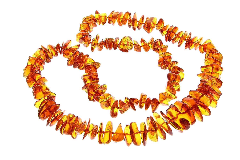 SilverAmber – Damen – Echte Baltischen Bernstein Halskette -NE0127 günstig bestellen
