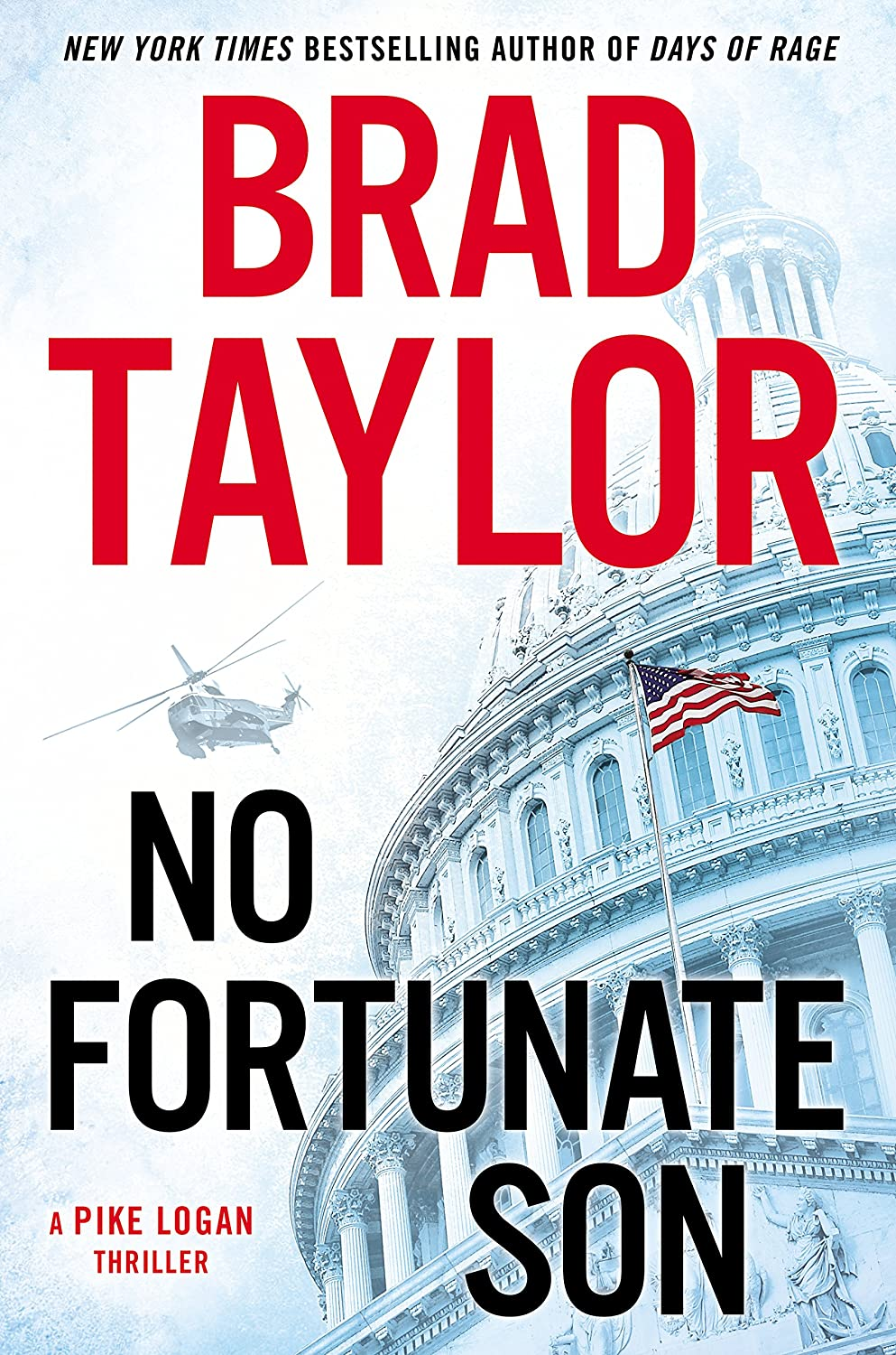 No Fortunate Son book cover