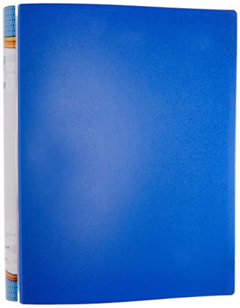 Solo EF 101 Expando File A4   Blue available at Amazon for Rs.120