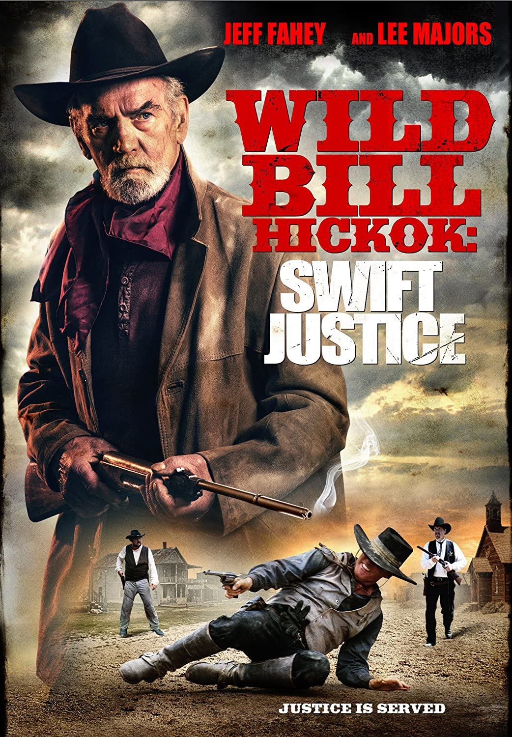Wild Bill Hickok Swift Justice 2016 HDRip XviD AC3-EVO 1.4 Gb