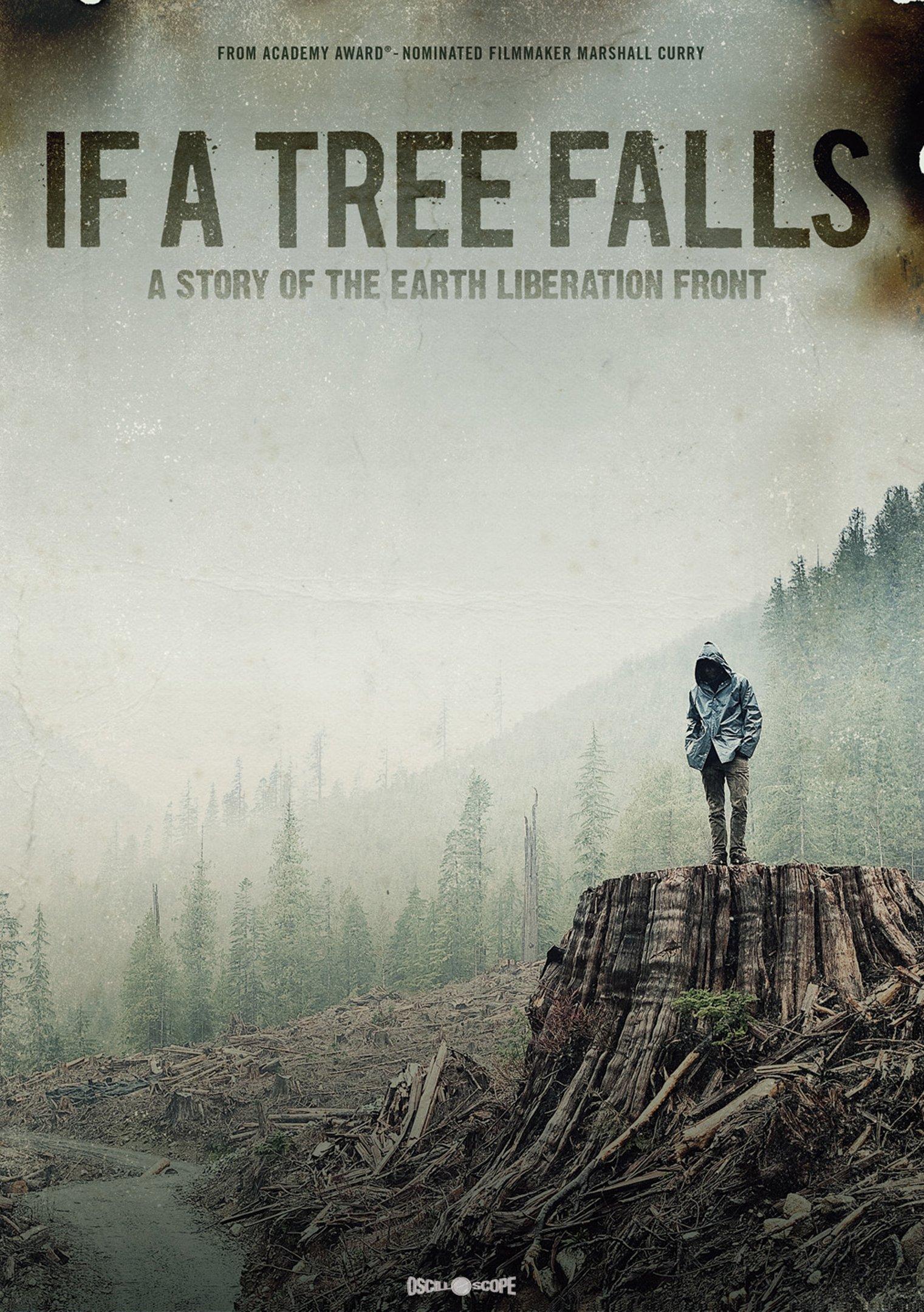 如果树倒下:一个地球解放战线的故事