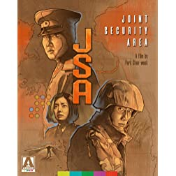 JSA - Joint Security Area (Special Edition) [Blu-ray]
