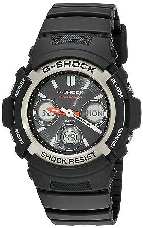 【クリックで詳細表示】[カシオ] CASIO 腕時計【G-SHOCK】デジアナ 電波ソーラー AWG-M100-1A(AWG-M100-1AJF同型) [逆輸入品]