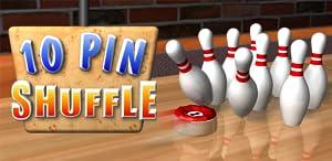 10 Pin Shuffle Pro Bowling by Digital Smoke LLC