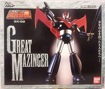 Chogokin Damashii - Great Mazinger