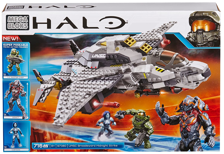 Halo Unsc Hawk Mega Bloks Halo Unsc