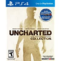 Uncharted The Nathan Drake Collection for PlayStation 4