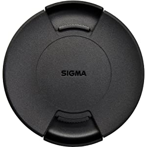 Sigma LCF-82 III 82mm Front Lens Cap with Cap Keeper + Cleaning Kit