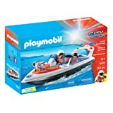 PLAYMOBIL® Coastal Rescue Boat (Color: Sss)