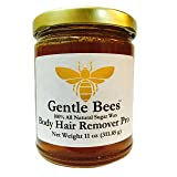 Gentle Bees Body Hair Remover Pro, Sugar Wax Kit
