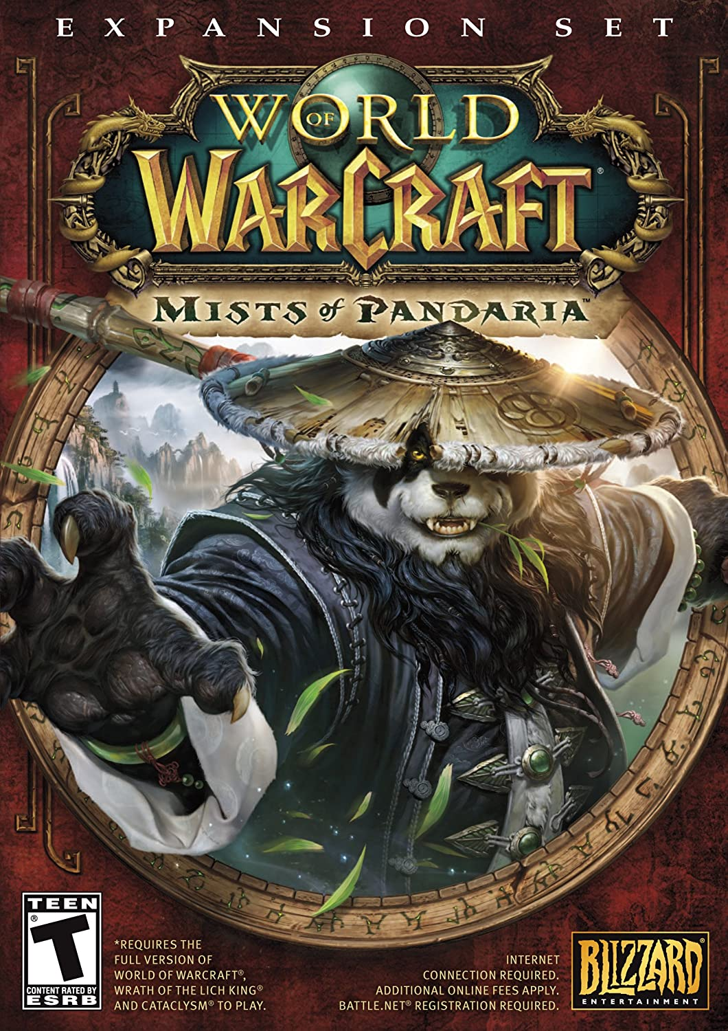 Нет товара на фото World of Warcraft: Mists of Pandaria