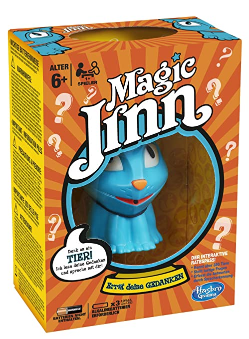 Hasbro A5308100 Magic Jinn édition animal - Version Allemande