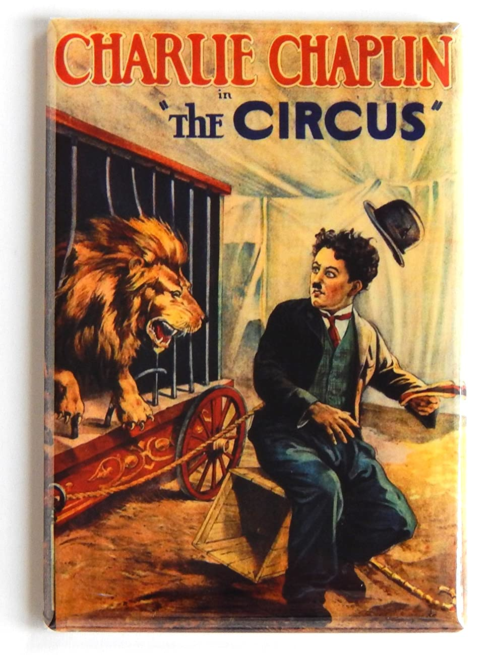 The Circus Movie Poster Fridge Magnet (2 x 3 inches) 0