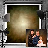 Kate 6.5ft(W) x10ft(H) Portrait Photography Backdrops Microfiber Seamless Brown Abstract Photo Studio Backdrop (Color: 1405, Tamaño: 6.5x10ft)