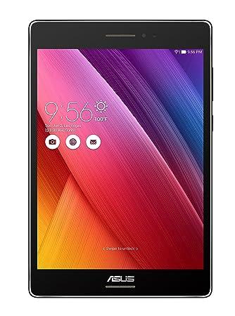 """Asus Zenpad Z580CA-1A043A  Tablette tactile 8"""" Noir (Intel Moorefield, 4 Go de RAM, Disque dur SSD 64 Go, Android Lollipop 5.0)"""