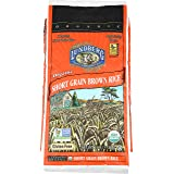 Lundberg Family Farms Organic Short Grain Brown Rice, 25 Pounds (Packaging May Vary)