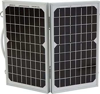 Ironton Folding Solar Panel Kit 30 Watts