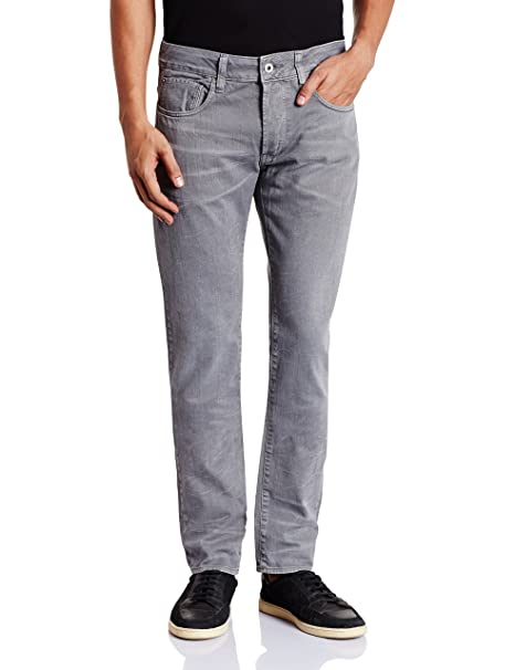 G-STAR RAW Men's Slim Fit Jeans at amazon