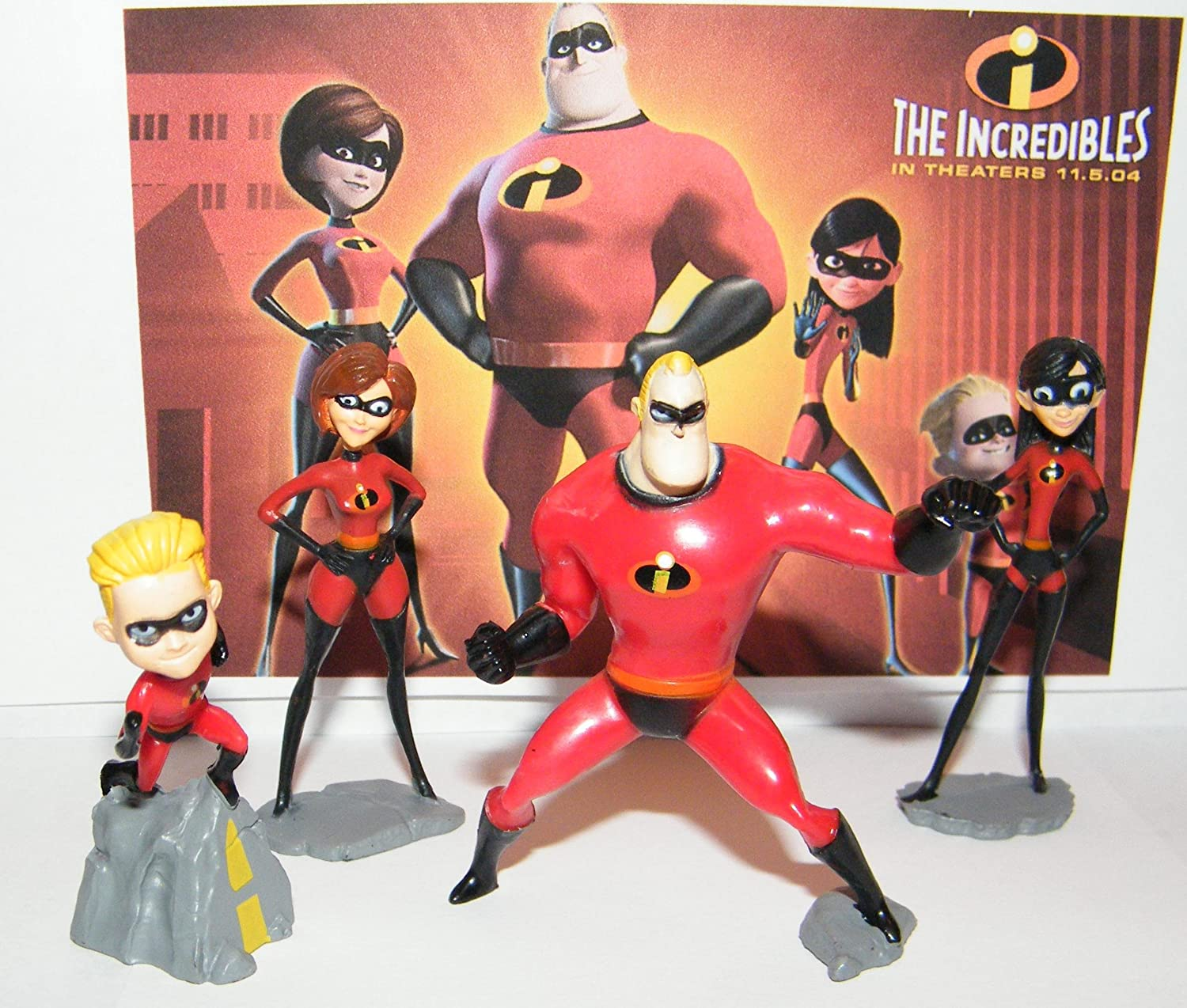 The Incredibles Toys : Things you probably didn t know about the fallout
