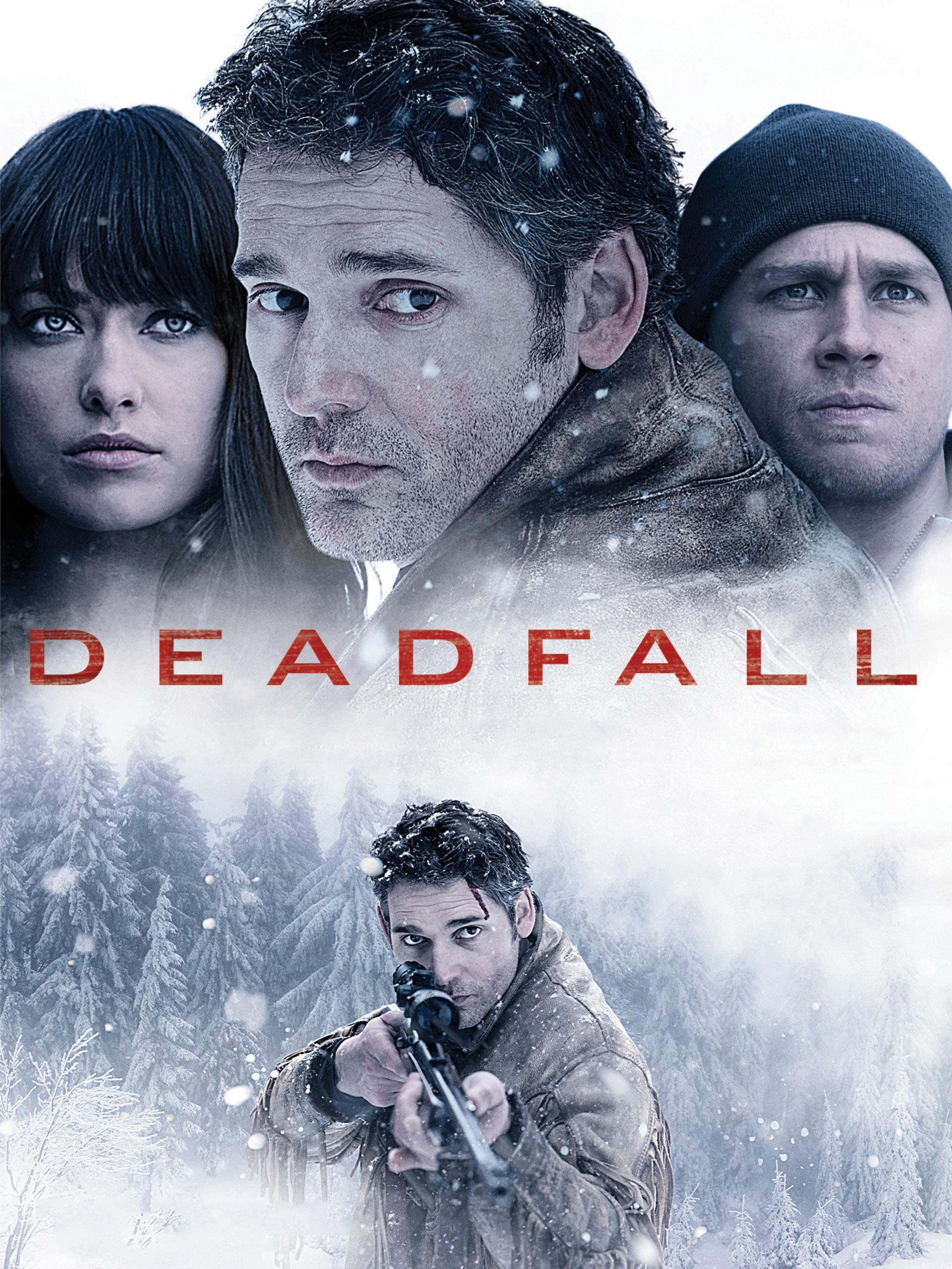 Deadfall on Amazon Prime Video UK