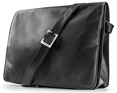 Black Leather Over The Shoulder Bags 89