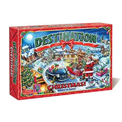 Destination Noël Noël Jeu De Société
