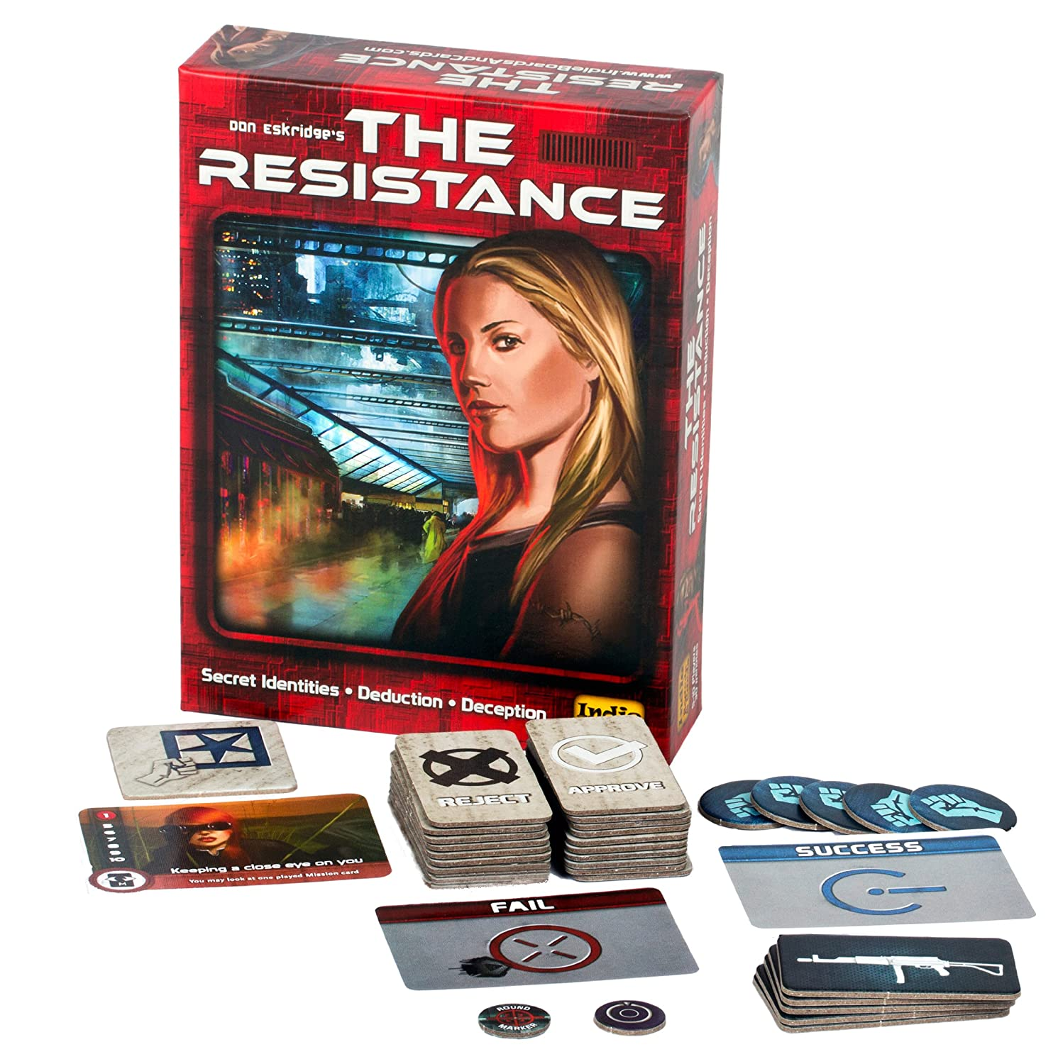 The Resistance Games Amazon