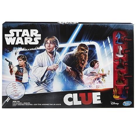 Hasbro - B7688 - Cluedo - Star Wars - Jeu de Plateau