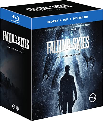 Falling Skies The Complete Series Blu-ray