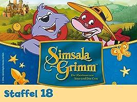 SimsalaGrimm - Kalif Storch / Der kleine Muck