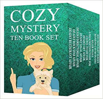 Cozy Mystery 10 Book Set written by Kayla Michelle