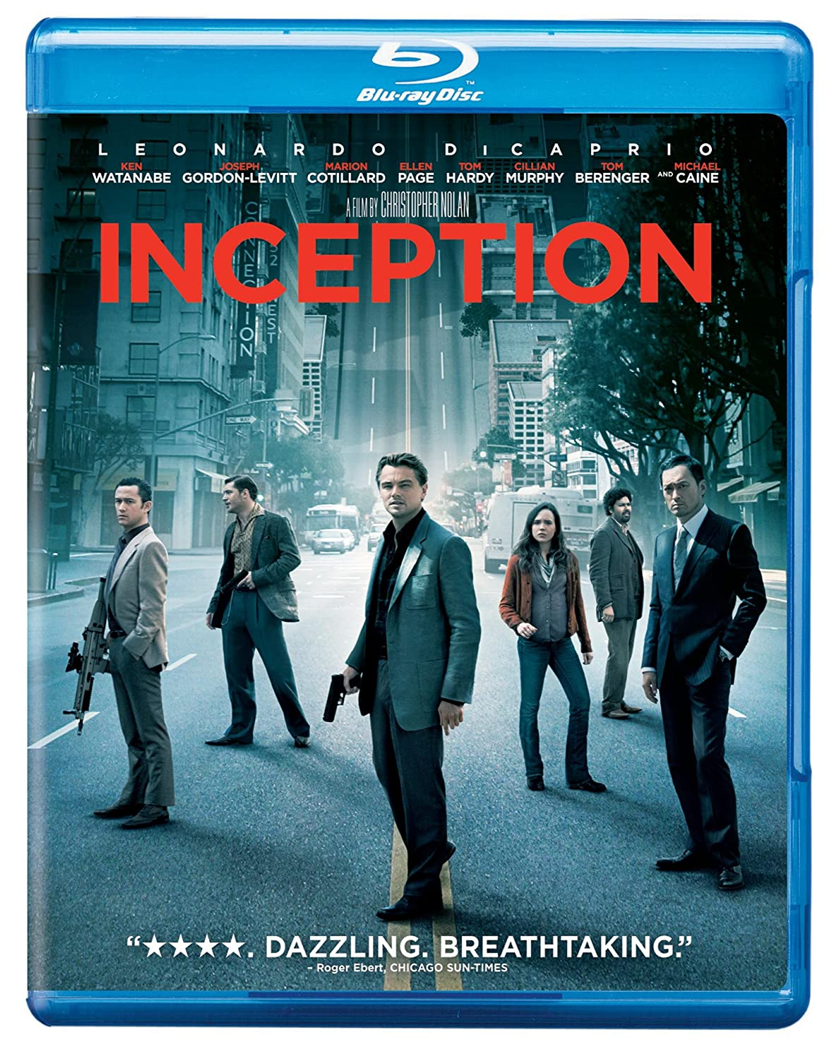 Inception (Two-Disc Edition) [Blu-ray] $9.99