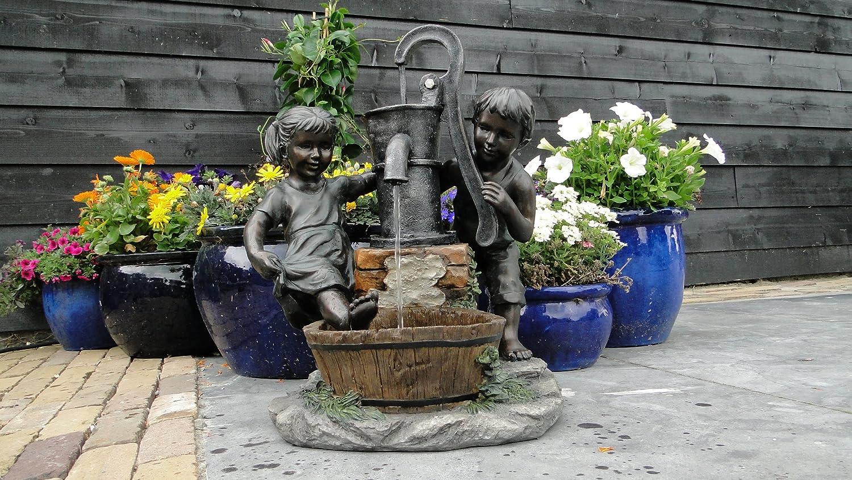 Ubbink Terrassenbrunnen Wasserspiel Austin günstig kaufen