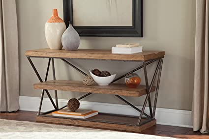 Cordineces Light Brown Sofa Table