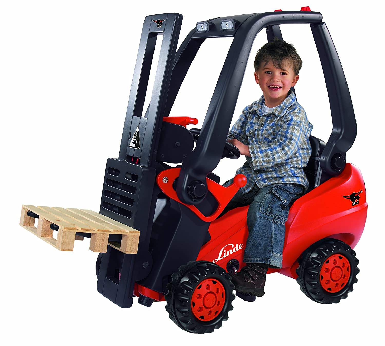 Linde Forklift Pedal Tractor