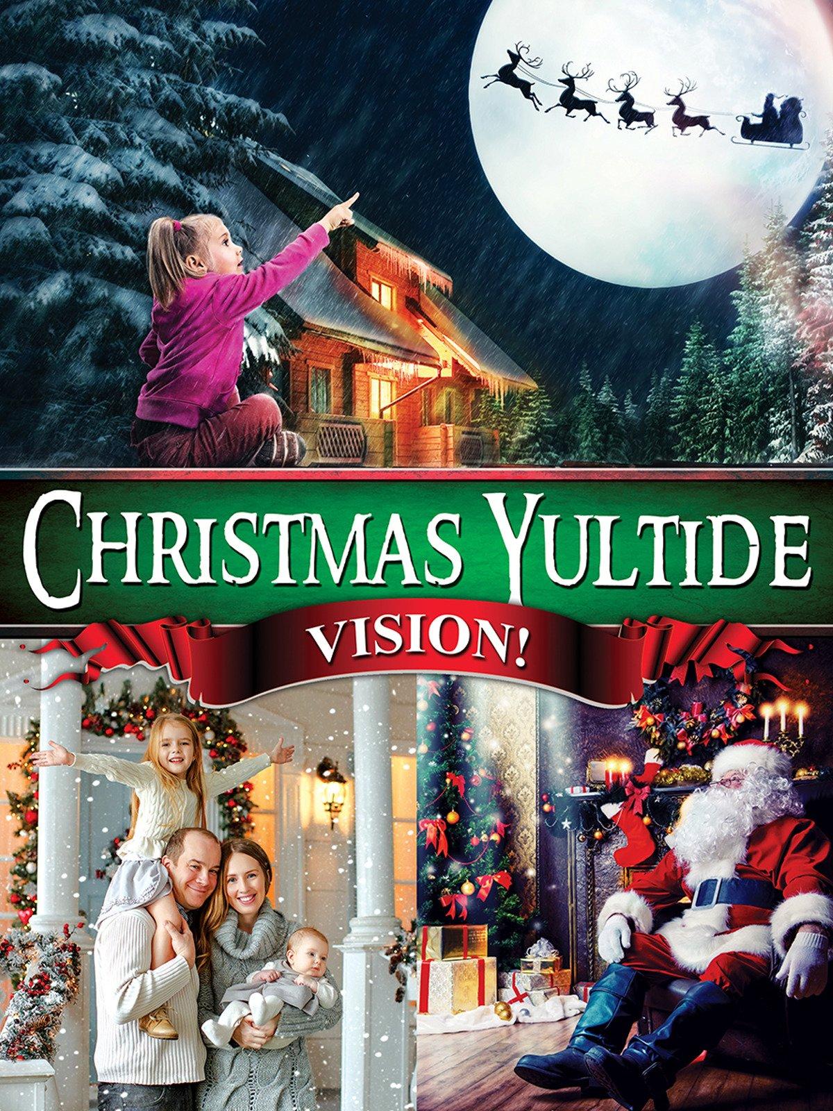 Christmas Yuletide Vision