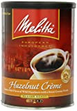 Melitta Coffee, Hazelnut Cr?me Ground, Medium Roast, Flavored, 11-Ounce