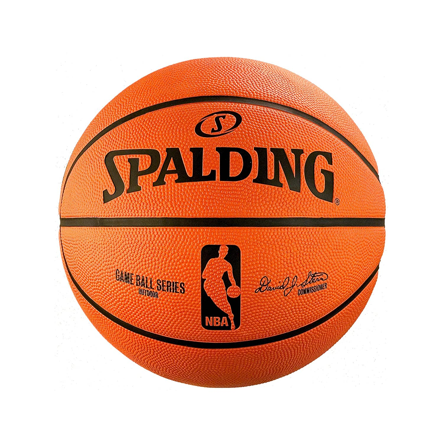 spalding nba replica rubber outdoor basketball official. Black Bedroom Furniture Sets. Home Design Ideas