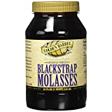 Golden Barrel Blackstrap Molasses. Gluten Free, Packed for Prime by Oasis Supply (32 OZ)