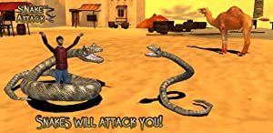 Snake Attack Simulator 3D from Jellyfish Giant